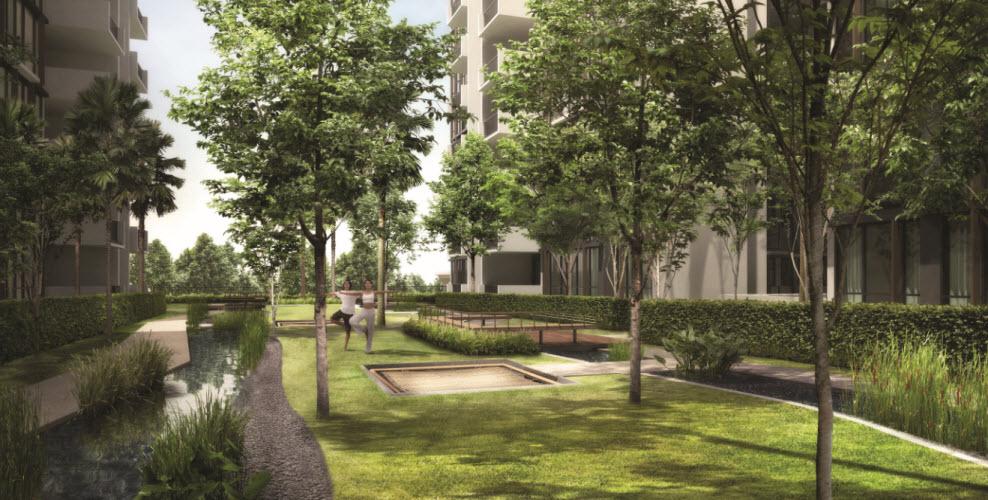 terrace executive condominium